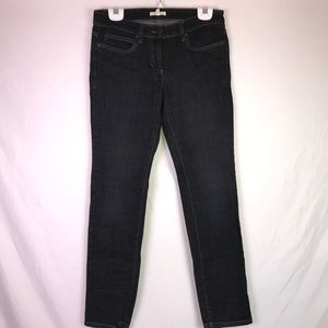COPY - Elieen Fisher Dark Wash Mid-Rise Jeans